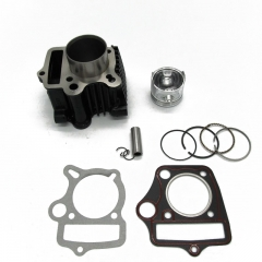 47MM CYLINDER PISTON KIT 70CC ATV DIRT BIKE GO KARTS