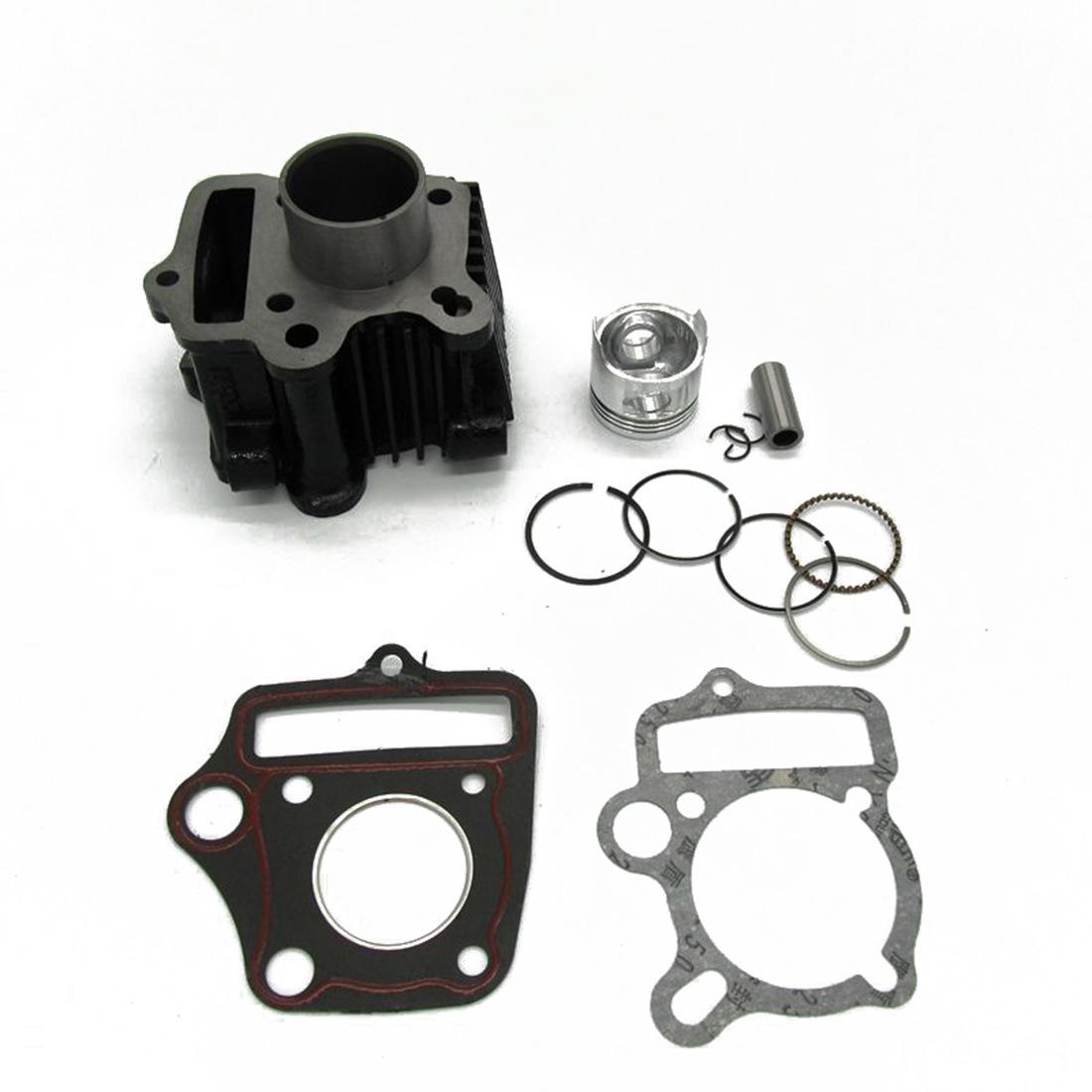 Cylinder Piston Kit 50cc ATV Quad Four Wheeler Dirt Pit Bike Engine Parts