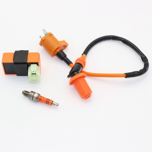 5 Pin Racing CDI Ignition Coil for Honda XR 50 CRF 50 110cc 125cc Pit Dirt Bike