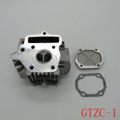 39mm Horizontal Engine  Cylinder Head Kit For 50cc ATV