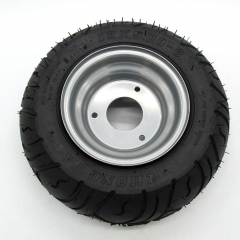 13X5.00-6 Tubeless Tyres With Iron Hub For ATV