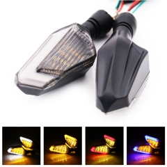 1pcs 12V Universal Turn Signal Light For Scooter Moped