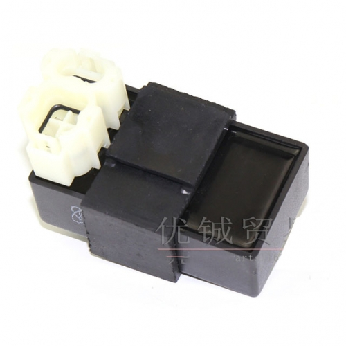 6 Pin DC CDI Ignition Box for 4-Stroke Moped Scooter KYMCO 50  GY6 125cc