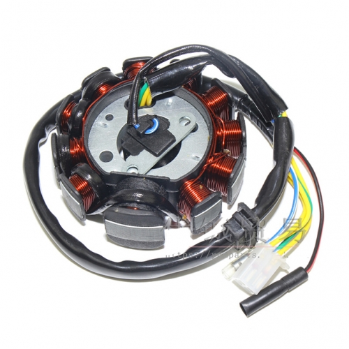 11-coil DC Ignition Stator Magneto For GY6 125 150cc