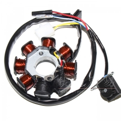 8-coil AC Ignition Stator Magneto For GY6 50cc