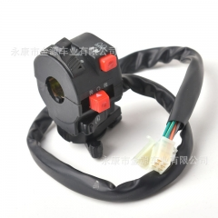 6+3 Pin Motorcycle Dirt Bike IGNITION KILL SWITCH