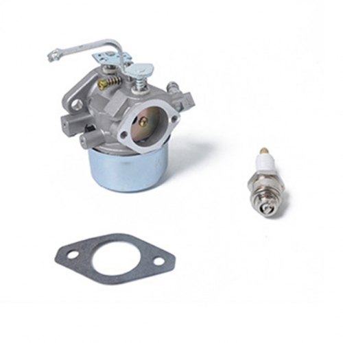 Carburetor With Spark Plug For HM80 HM90 HM100 TECUMSEH OE:640152A,640023,640051,640140,640152